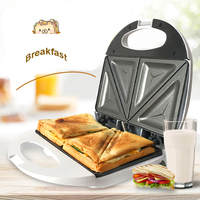 Multifunction Automatic Toaster Bread Home Appliances For Kitchen Hamburger Sandwich Sandwichera Infantil Breakfast Maker S 07