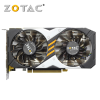 ZOTAC Video Card GeForce GTX950 2GD5 128Bit GDDR5 Graphics Cards For NVIDIA Original Map GTX 950