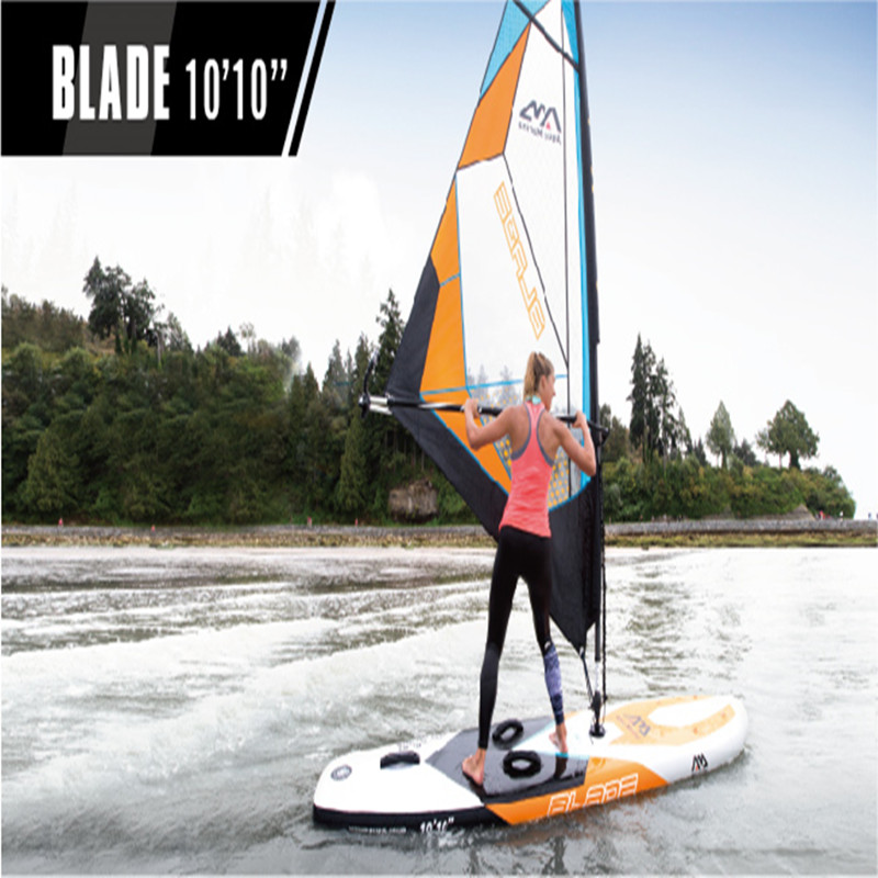 Planche de Surf gonflable de Surf de vent de vacances d'été 2018 Sup tout autour de la planche de Surf de planche de Surf de planche de Surf de vague