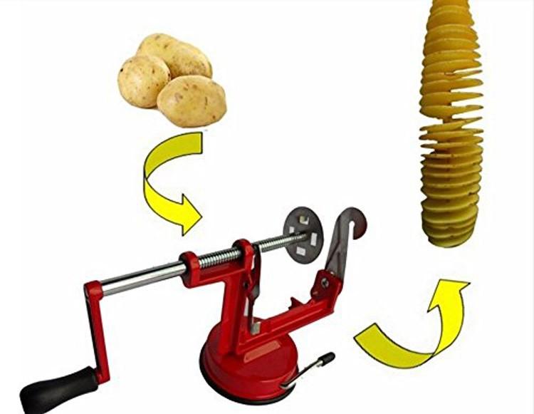 potato-chip-making-machine