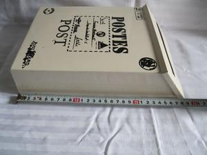 Image 4 - Buzón de correo a la moda, caja de periódico, Color blanco