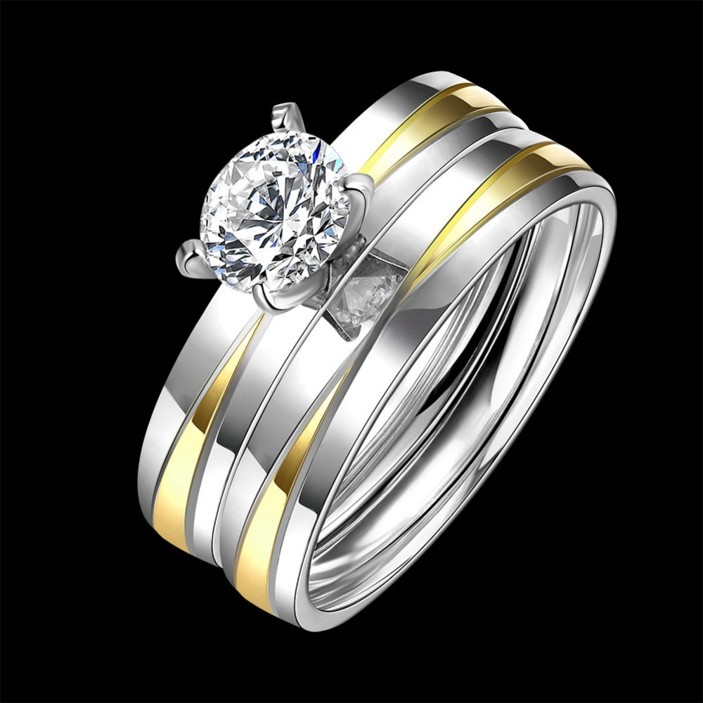 aliexpress : buy patico new stainless steel women wedding