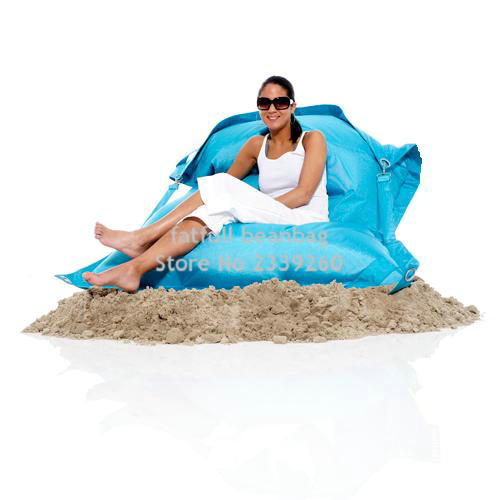 cover only no filler large bean bag giant indoor outdoor bean bag xxxl waterproof 56inch x 72inches camping portable chair - Giant Bean Bags