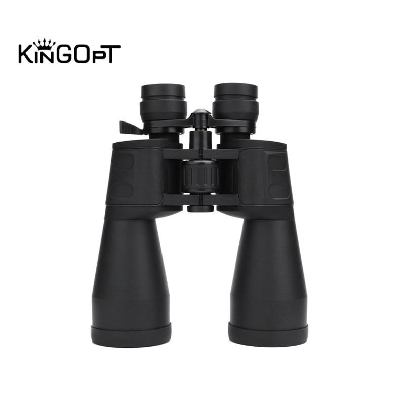 KINGOPT 10-380X100 Fernglas HD High Mal 10-60X Professionelle Langstrecken Zoom Fernglas Lll Nachtsicht Teleskope