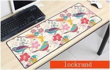 Фламинго геймерский коврик для мыши дешевый 800x300x3 мм игровой коврик для мыши HD блокнот с рисунком ПК Аксессуары padmouse эргономичный коврик Резина