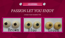 WM Doll eyes for silicone sex doll &  love doll