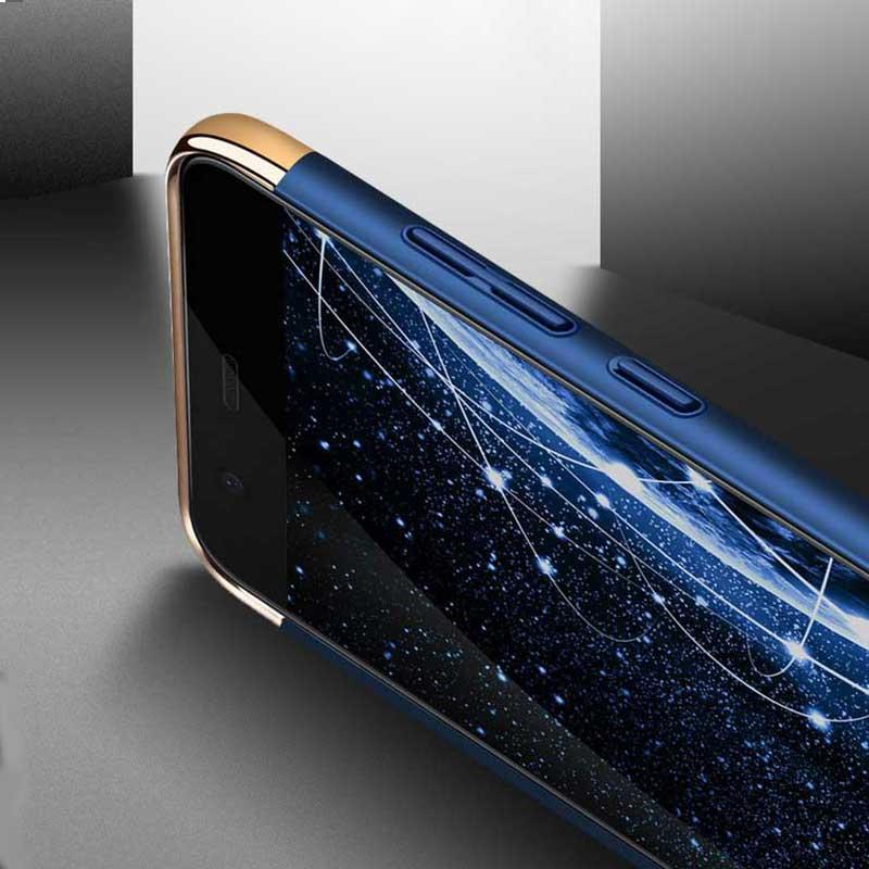 Huawei P9 Lite P10 Plus Coque TPU Matte պաշտպանիչ կոշտ - Բջջային հեռախոսի պարագաներ և պահեստամասեր - Լուսանկար 3