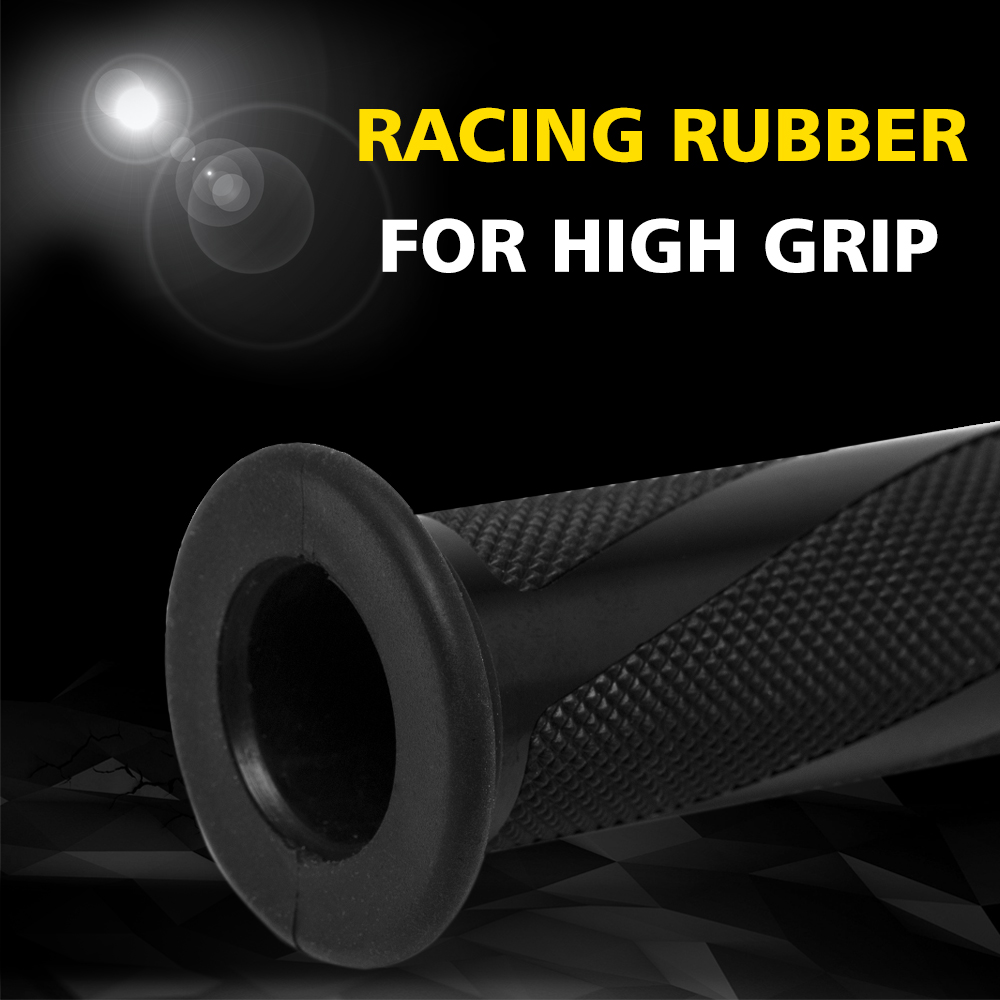 Universal CNC Motorcycle Motocross Racing HANDLEBAR Grips for KTM Exc 125 250 300 350 450 500 525 Honda Shadow Hornet Cb500x Pcx in Grips from Automobiles Motorcycles
