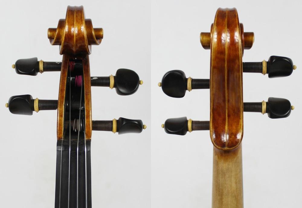 Linkshandige Stradivarius Kruse 1721 Vioolviool