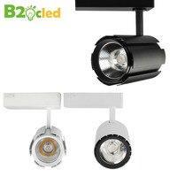 LED Track Light 30W AC85 265V 3000K Warm White Led Rail Lamp Leds Spotlights Iluminacao Lighting