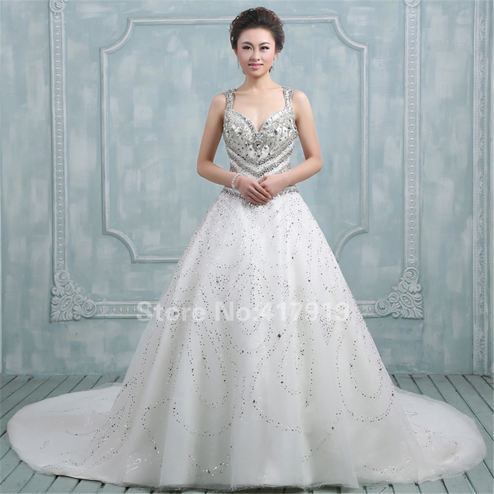 Buy luxury lady wedding dress high for Most sexy wedding dresses