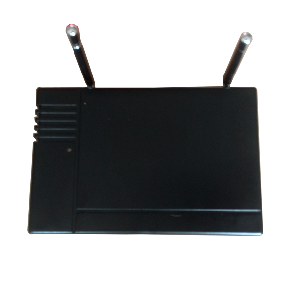 Wireless Waiter Calling System Signal Repeater K-R 433 Can Expand the Distance 1000m Extra In The Open Air Area 2 receivers 60 buzzers wireless restaurant buzzer caller table call calling button waiter pager system