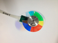 NEW Original Projector Color Wheel for OPTOMA HD66 HD6700 HD67NNEW Original Projector Color Wheel for OPTOMA HD66 HD6700 HD67N
