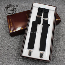 Men Suspenders, Mens Suit Braces, Unisex suspenders,Gallus With Four Clips, Wholesale/Retail
