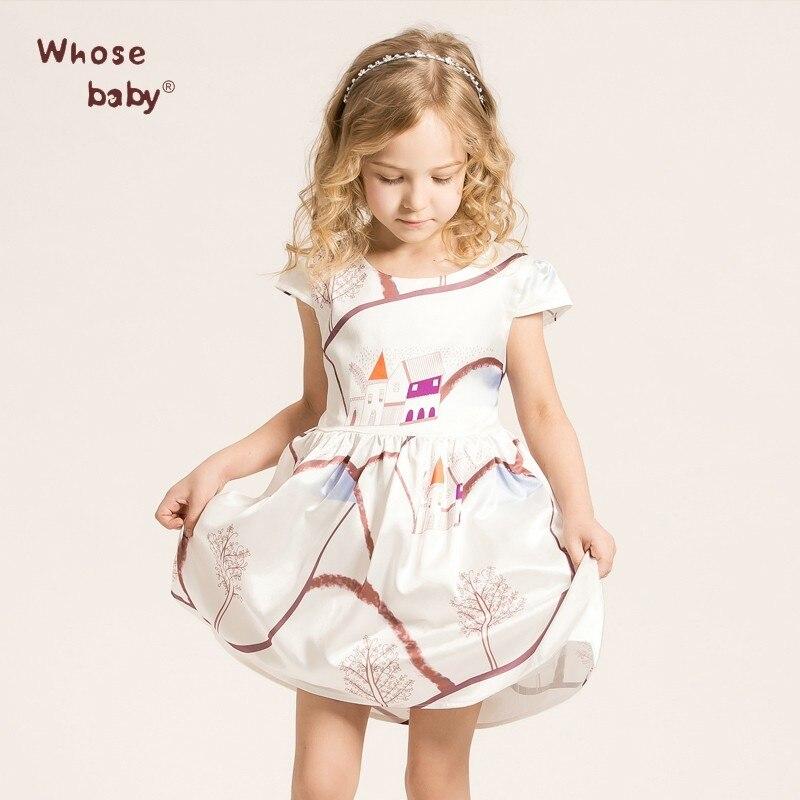 Buy Gown Child Baby Frocks Dress Children