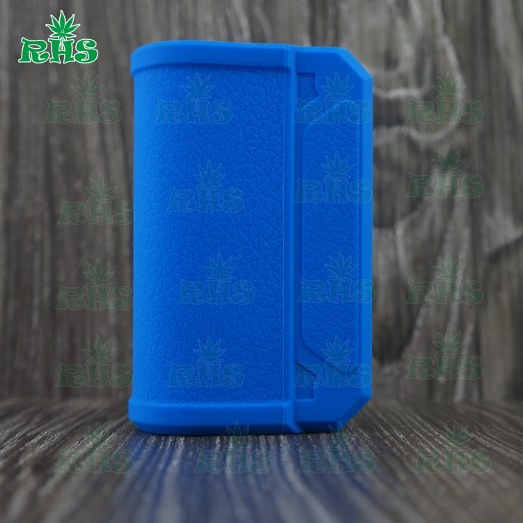 2pcs free ship Food grade standard silicone case for lost vape therion dna75 133 166 with