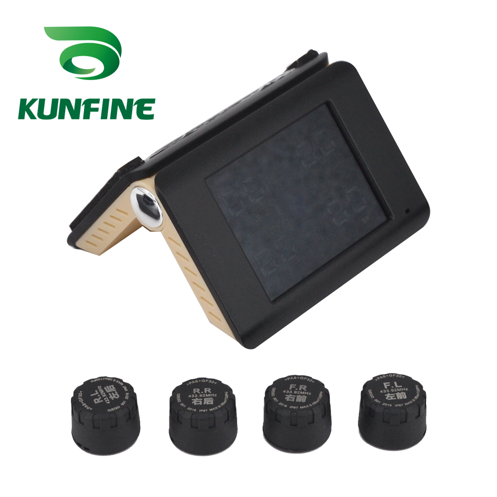 Tyre Pressure Monitoring System Car TPMS -816-C