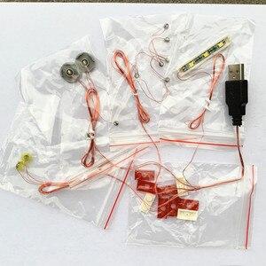 Image 5 - (光のみ) ledライトのためのクリエーターフォードマスタングGT500 1967 1960ビルディング · ブロックキットレンガ古典的なモデルのおもちゃ10265 21047