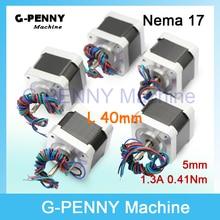 1.8deg printer 0.4N.m 17
