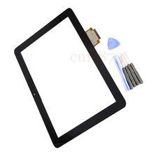 Envío libre de calidad superior pieza de reparación para Acer Iconia Tab A200 pantalla táctil digitalizador con herramientas