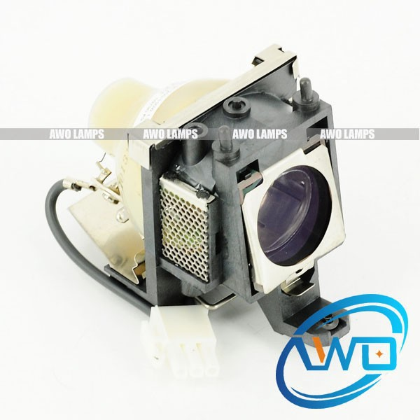 9E.0ED01.001 Original projector lamp with housing for BENQ CP220C Projectors цены