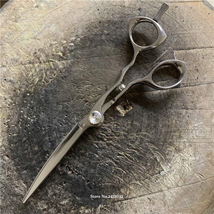 Free Shipment 6 0 Inch Salon Products Super Light Hairdressing Scissors Razer Blade Edge