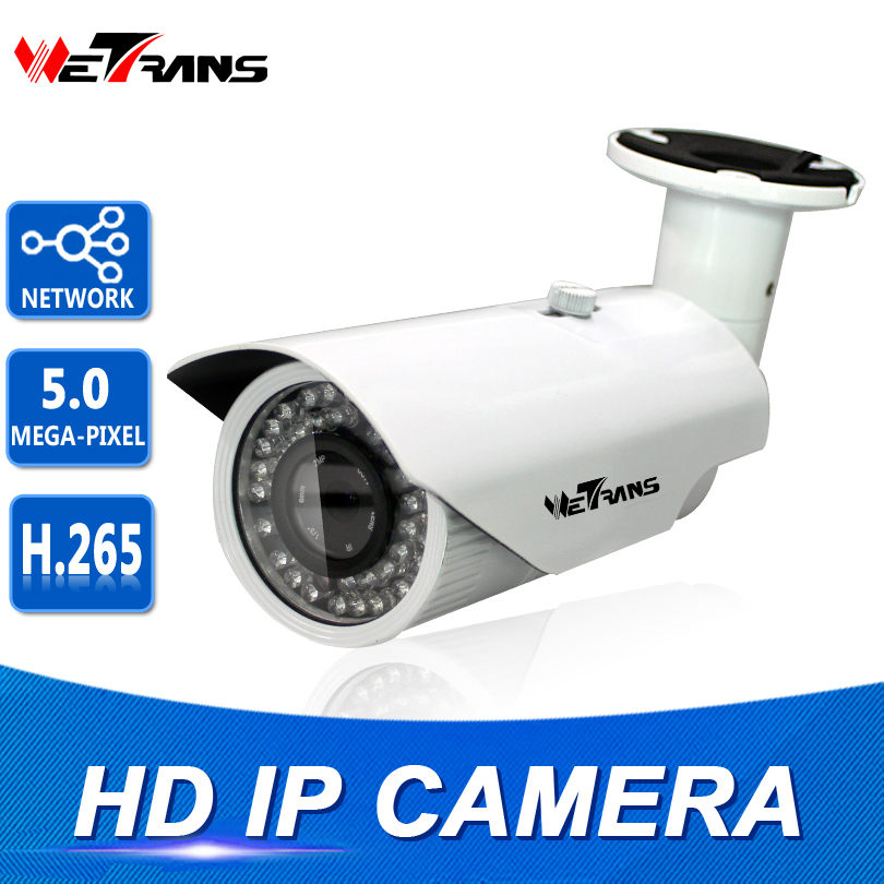 Ip-Camera 1080P Bullet Night-Vision Outdoor Security Waterproof 2MP HD Full-Hd 5MP Onvif