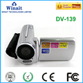 12MP 4x Zoom portátil Câmera De Vídeo de 720 P HD 1.8 ''TFT LCD Digital Video Camcorder Câmera DV DVR