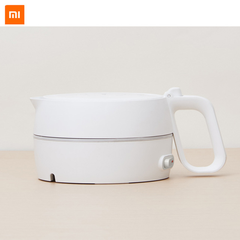XIAOMI HL Folding Electric Kettle Handheld Heating Kettle Auto Power off Protection Wired Portable Kettle for