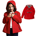 Cemigo Girls Jacket Girl Wool Coat Children Fashion Outerwear Kids Autumn Coat  IG235