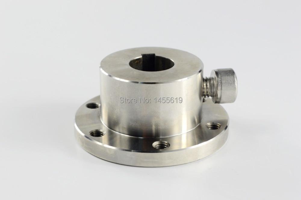 16mm Stainless Steel Key Hub Shaft Coupling 18031
