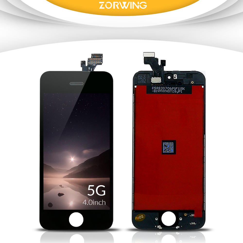 100% No Dead Pixel LCD Screen For iPhone 5 5G Display With