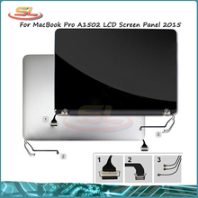 Genuine 98%New A1502 LCD Assembly 2015 Year Screen Assembly for MacBook Pro Retina A1502 Working Tested With Film Skin