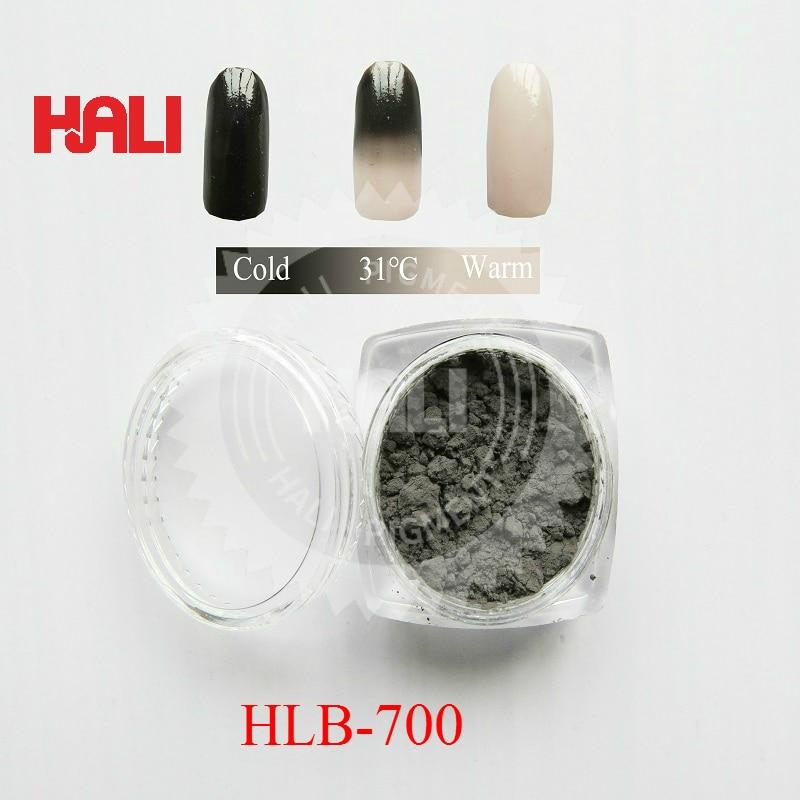 Vendita 31C nero sensibile al calore pigmento, pigmento sensibile alla temperatura, termocromia polvere, articolo: HLB 700-in Vernici acriliche da Articoli per scuola e ufficio su  Gruppo 1