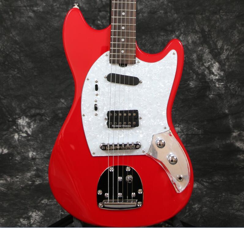 Instock Starshine 머스탱 일렉트릭 기타 SR-LST-026 빈티지 - 악기