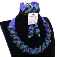 Dudo JEWELRY American Bracelet Earrings Necklace Jewelry Sets African Godki Luxury Women Jewelry set Handmade Free Shipping 2019