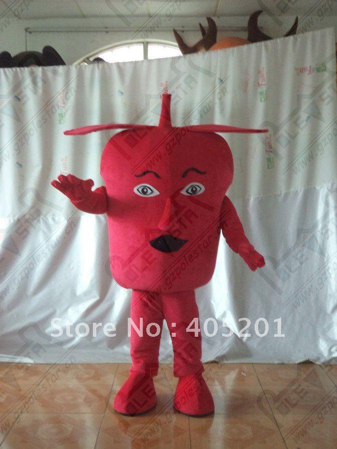 Красный apple маскарадный костюм фруктовые костюмы