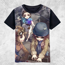 c6350ade01d49 XHTWCY unisex Game Emily Dail Doctor Summer Identity V men women cosplay
