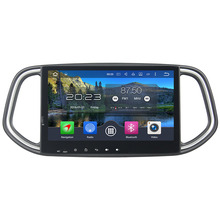 "Android 6.0.1 Octa Core 4GB RAM 10.1"" inch  2 Din Multimedia Player GPS Navigation Touch Screen For Kia KX3 2014-2017"