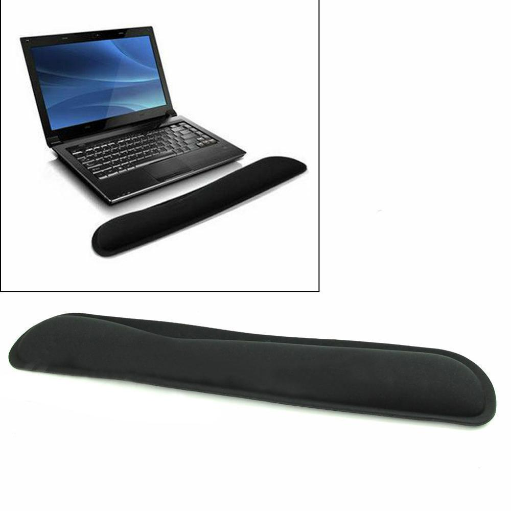 Slow Rising Memory Foam Keyboard Wrist Pad Hand Comfort Rest Support Cushion