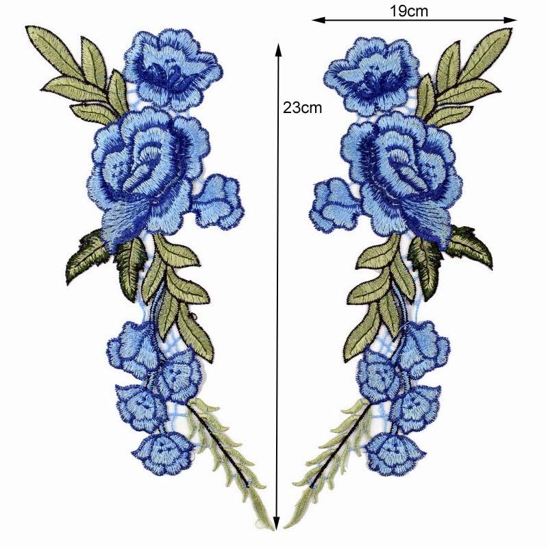 1pc Lace λαιμό λουλουδιών λουλουδιών και - Τέχνες, βιοτεχνίες και ράψιμο - Φωτογραφία 6