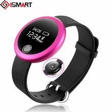 2016 neueste S6 Bluetooth 4,0 Smart Uhr für iPhone IOS Android Smartwatch Schlaf-monitor anti-verlorene Pulsmesser schrittzähler