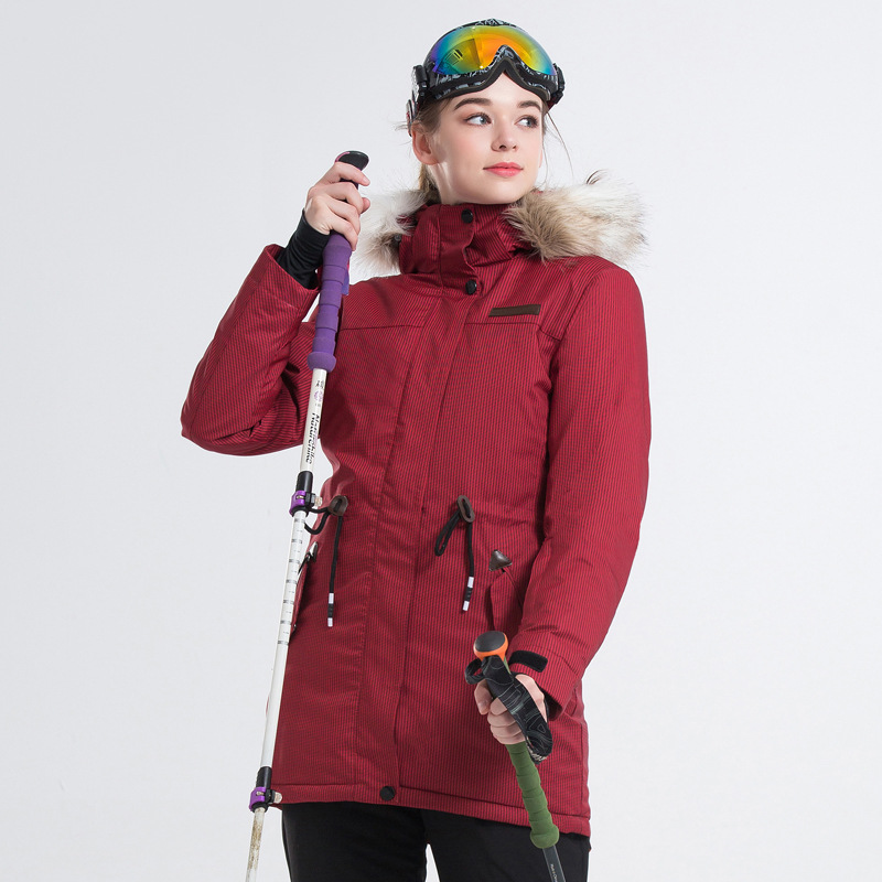 18 New Outdoor Winter Women Ski Suits Windproof Warm Breathable Thick Female Hiking Snow Jacket suit for women18 New Outdoor Winter Women Ski Suits Windproof Warm Breathable Thick Female Hiking Snow Jacket suit for women