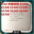 Для Intel Pentium Dual Core E5500 2.8 Г тактовой настольный компьютер CPU