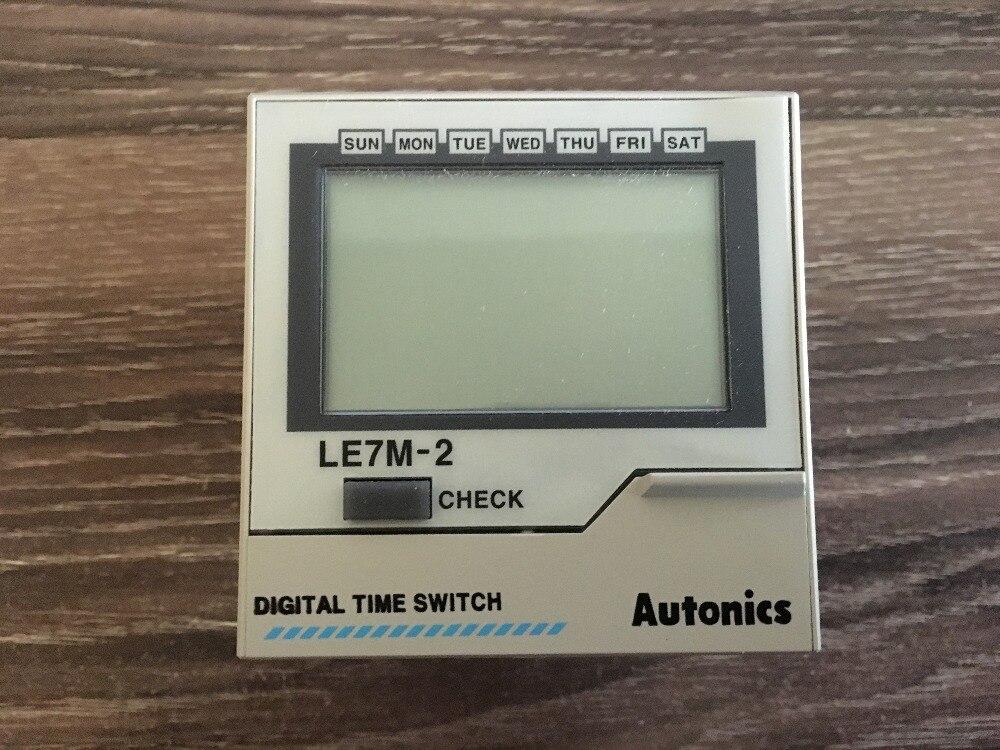 Nouvelle minuterie automatique LE7M-2 authentique
