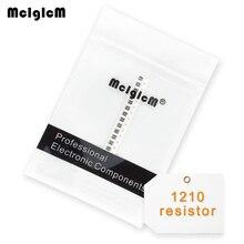 Mcigicm 200 шт. 1210 smd-микросхему резистор резисторы 0R-10M 1/2 Вт 100R 220R 330R 300R 470R