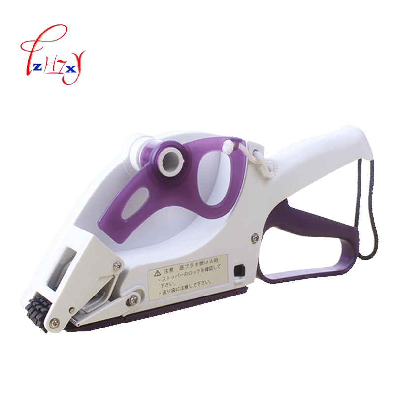 Handheld labeling machine Non-dry sticker labeling machine STICK Semi-automatic labeling machine bar code machine