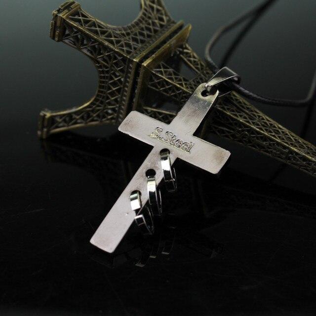 Кулон Крест Тетрадь смерти