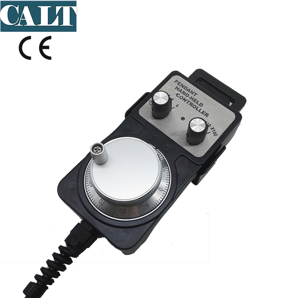 DC12V, controlador remoto MPG, codificador de pulso de rueda de mano para Mitsubishi CNC, Codificador rotativo de 25 pulsos, TM1469 25BST12 - 1