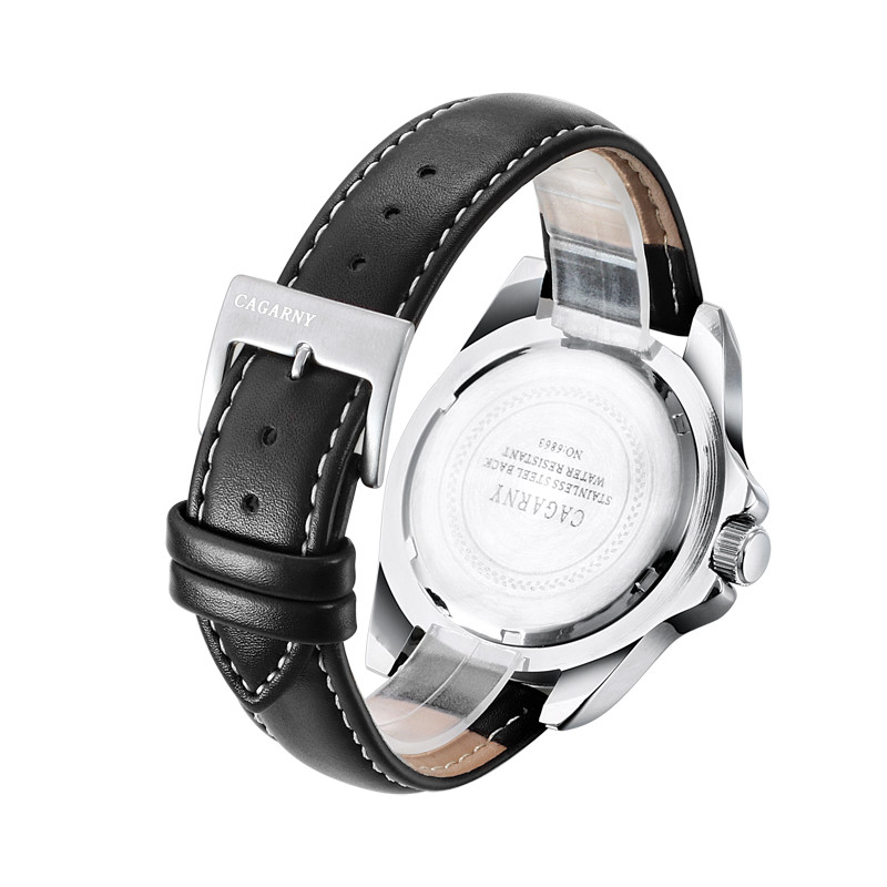 role classic design quartz watch for men  (3)